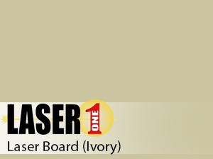 Ivory Laserboard -  1/64